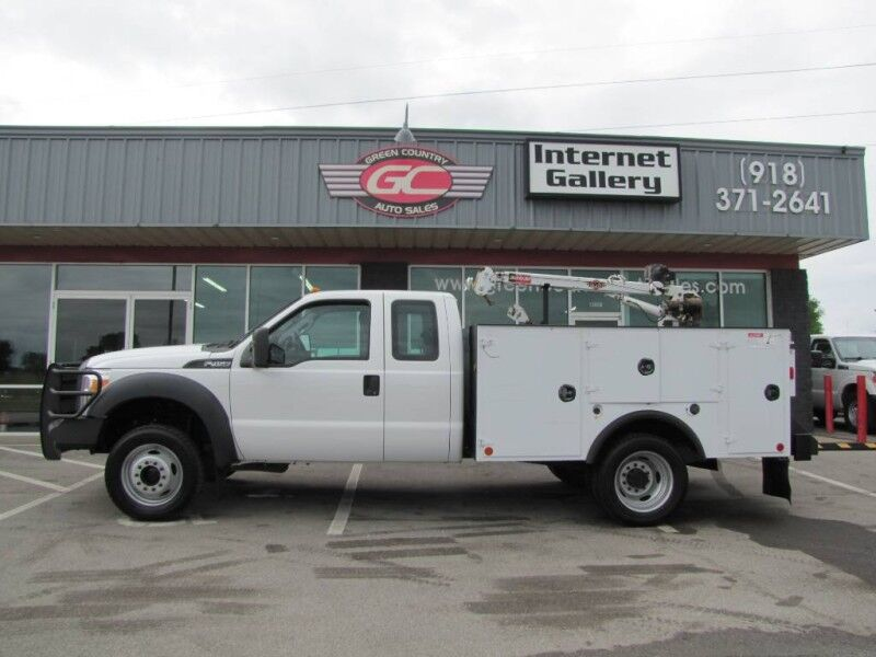 2012 Ford Super Duty F-450 DRW XL Collinsville OK