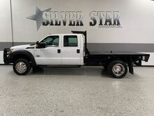 2012_Ford_Super Duty F-550 DRW_XL DRW FlatBed Powerstroke_ Dallas TX