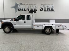 2012_Ford_Super Duty F-550 DRW_XL DRW RWD Powerstroke FlatBed_ Dallas TX