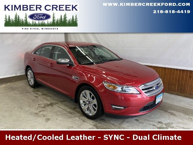 2012 Ford Taurus Limited Pine River MN