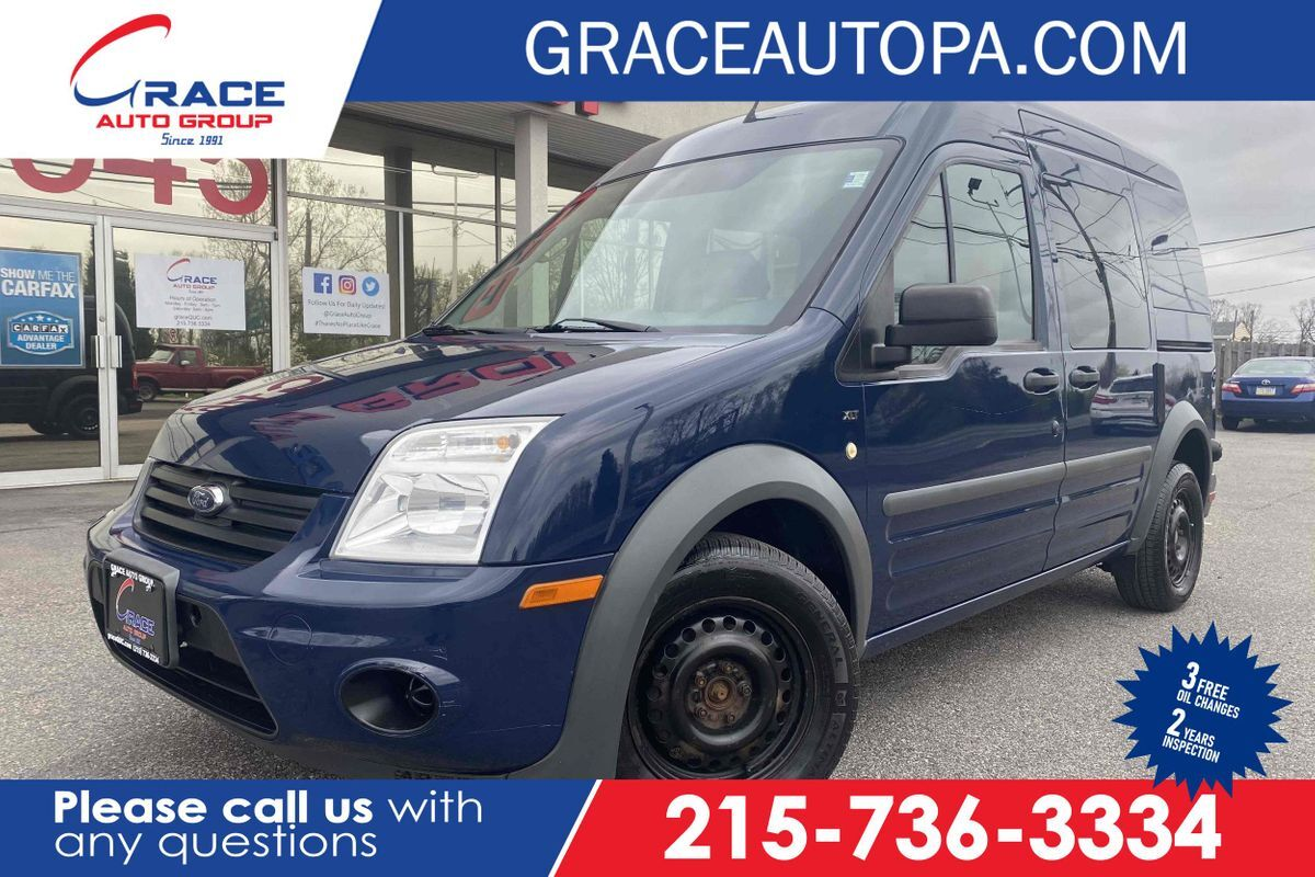2012 Ford Transit Connect Cargo Van XLT Morrisville PA