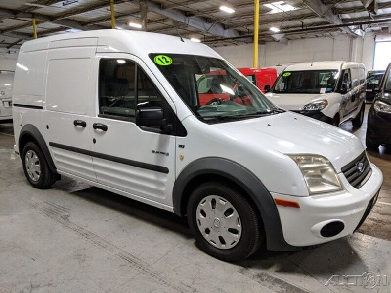 2012 Ford Transit Connect Mini Cargo Van ELECTRIC