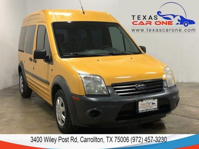 2012 Ford Transit Connect Wagon XLT PREMIUM AUTOMATIC Carrollton TX