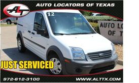 2012_Ford_Transit Connect_XL_ Plano TX