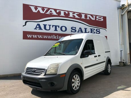 2012 Ford Transit Connect XL with Side and Rear Door Glass Jackson MS