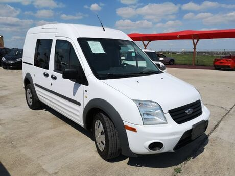 2012 Ford Transit Connect XLT with Side and Rear Door Glass San Antonio TX