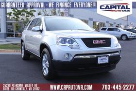 2012_GMC_ACADIA_SLE-2_ Chantilly VA