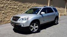 2012_GMC_ACADIA_SLT1 / AWD / NAV / SUNROOF / CAMERA / TOW HITCH_ Charlotte NC