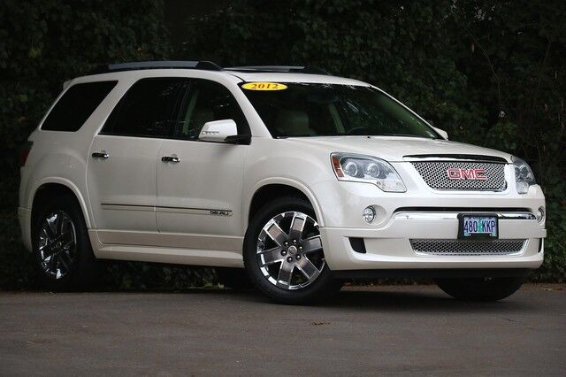 2012 GMC Acadia Denali Salem OR