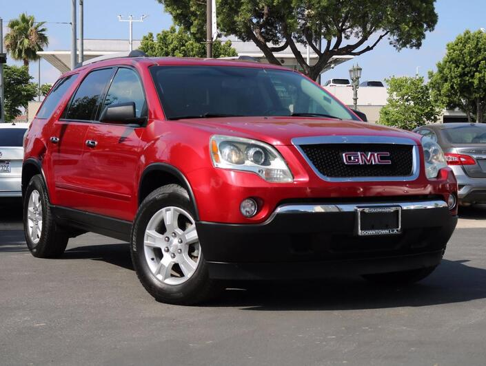 2012 GMC Acadia SL Los Angeles CA