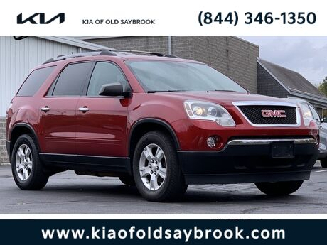 2012 GMC Acadia SLE Old Saybrook CT
