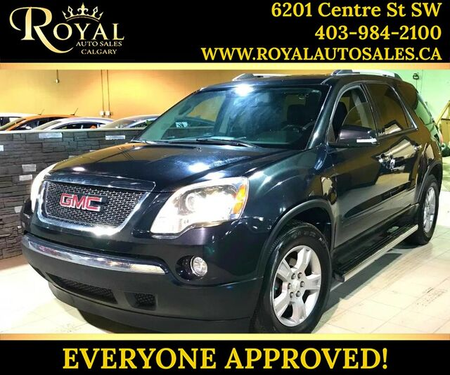 2012_GMC_Acadia_SLE2 AWD 3RD ROW, HEATED SEATS, BLUETOOTH_ Calgary AB