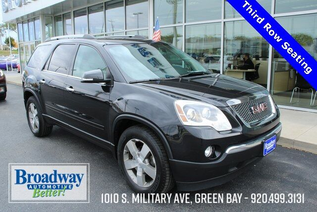 2012 GMC Acadia SLT-1 Green Bay WI