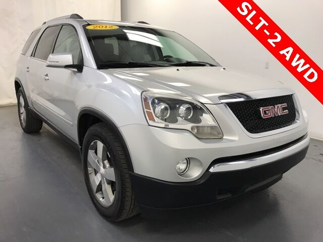 2012 GMC Acadia SLT-2 Holland MI