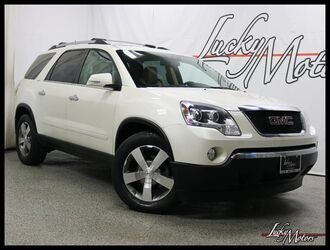 2012 GMC Acadia SLT AWD Navi Rear Camera Pano Roof Rear TV