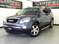 GMC Acadia SLT REAR ENTERTAINMENT SYSTEM SUNROOF LEATHER SEATS REAR PARKING AID BOSE P 2012