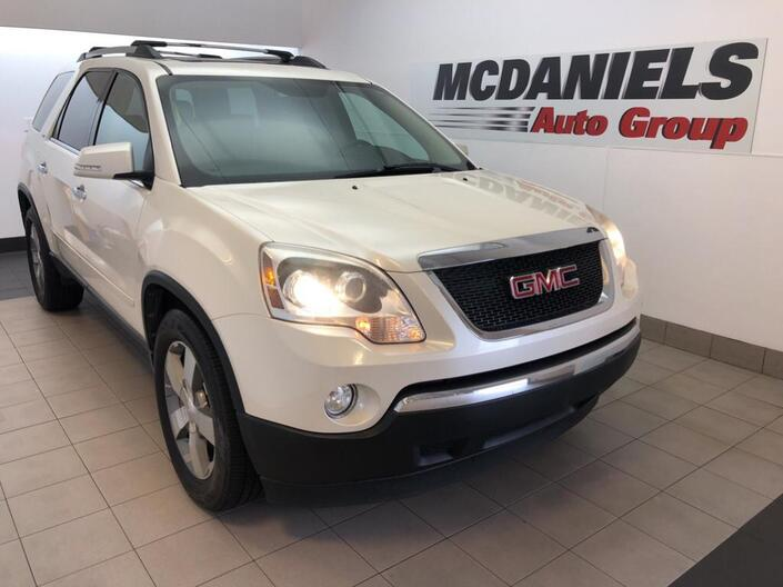 Gmc Columbia Sc >> Pre Owned Gmc Acadia Columbia Sc