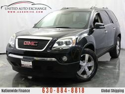 2012_GMC_Acadia_SLT1 w/3rd Row Seats_ Addison IL
