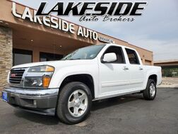2012_GMC_Canyon_SLE Crew Cab 2WD_ Colorado Springs CO