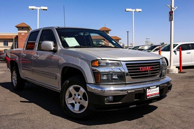 2012 GMC Canyon SLE1 Las Vegas NV