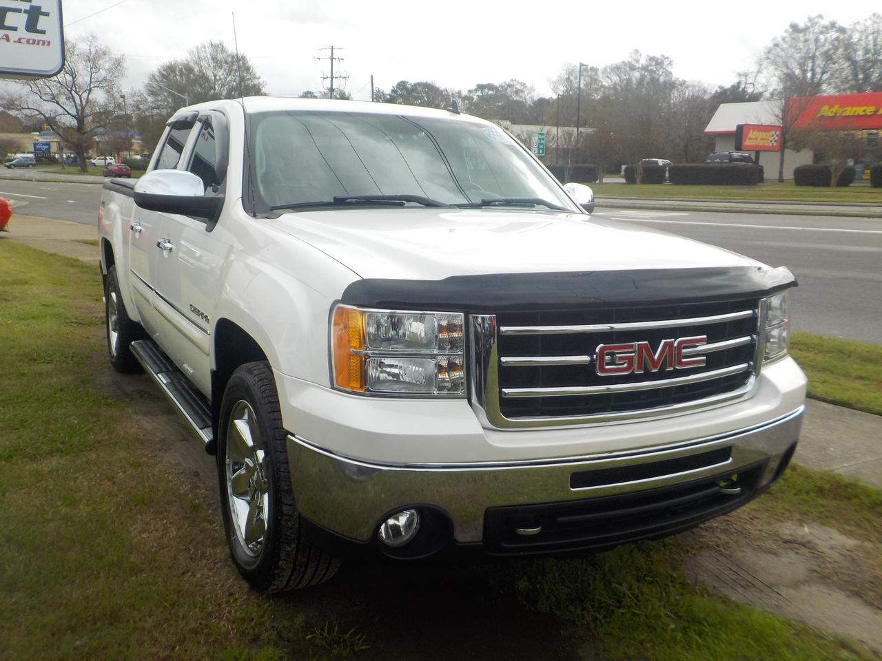 2012 GMC SIERRA 1500 CREW CAB SLT 4X4, RIGHT COLOR COMBO, LEATHER, SUNROOF, ONLY 56K ORIGINAL MILES, ABSOLUTELY NEW! Virginia Beach VA