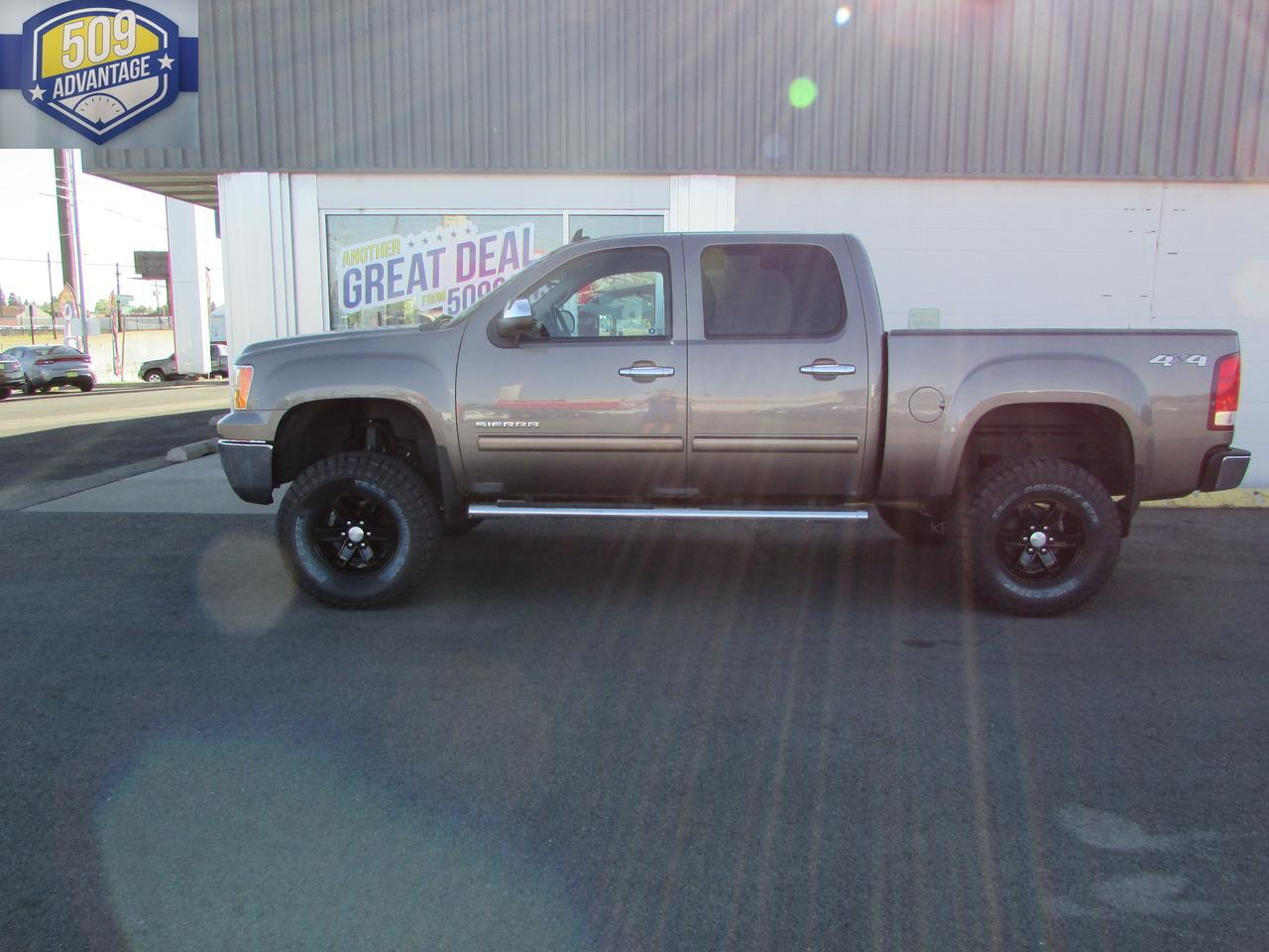 2012 GMC SIERRA K1500 SLE SLE Spokane Valley WA