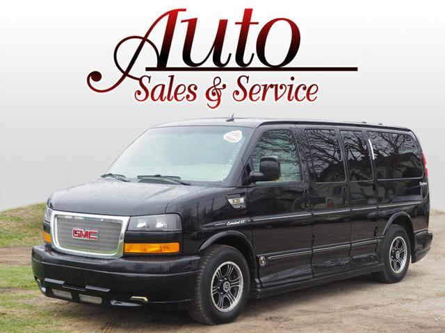2012 GMC Savana Cargo 1500 Indianapolis IN