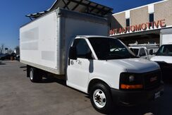 2012_GMC_Savana_G3500 Box Truck w/ Ramp_ San Antonio TX