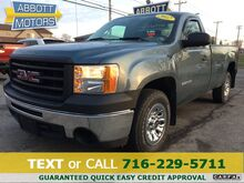 2012_GMC_Sierra 1500_Reg Cab 2WD w/Full Power_ Buffalo NY
