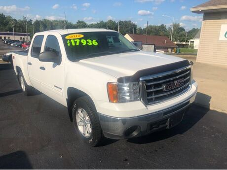 2012 GMC Sierra 1500 SLE Crew Cab 4WD Richmond IN