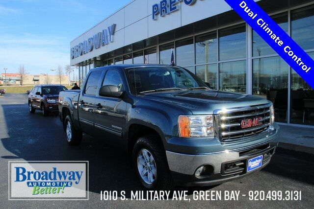 2012 GMC Sierra 1500 SLE Green Bay WI