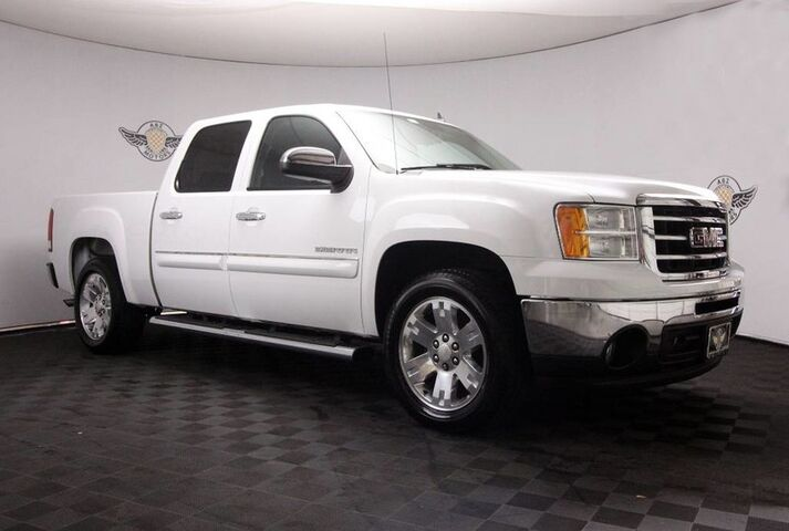 2012 GMC Sierra 1500 SLE Package,Running Boards,Bed Liner Houston TX