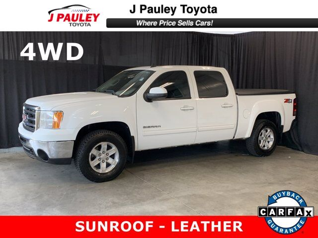 2012 GMC Sierra 1500 SLT Fort Smith AR