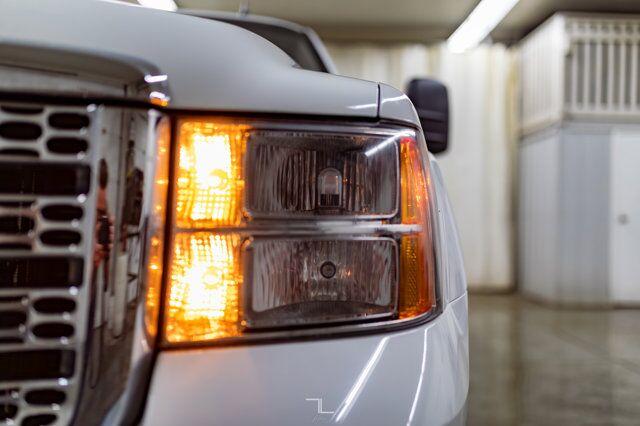 2012 GMC Sierra 2500HD 4x4 Crew Cab Denali Diesel Leather Roof Nav Red Deer AB