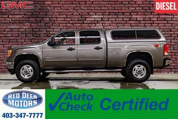 2012_GMC_Sierra 2500HD_4x4 Crew Cab SLE Z71 Diesel_ Red Deer AB