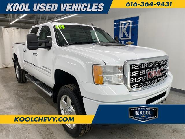 2012 GMC Sierra 2500HD Denali Grand Rapids MI