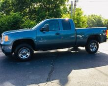 2012_GMC_Sierra 2500HD_Work Truck Ext. Cab 4WD_ Richmond IN