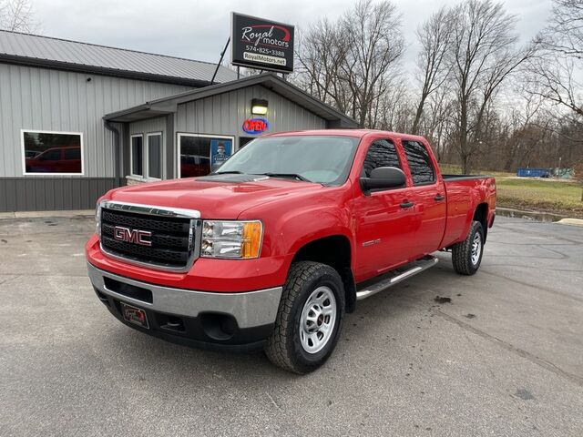 2012 GMC Sierra 2500HD Work Truck Middlebury IN