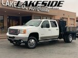 2012 GMC Sierra 3500HD SLE Crew Cab Long Box 4WD