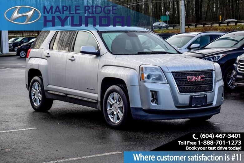 2012 GMC Terrain FWD 4dr SLE-1 Maple Ridge BC