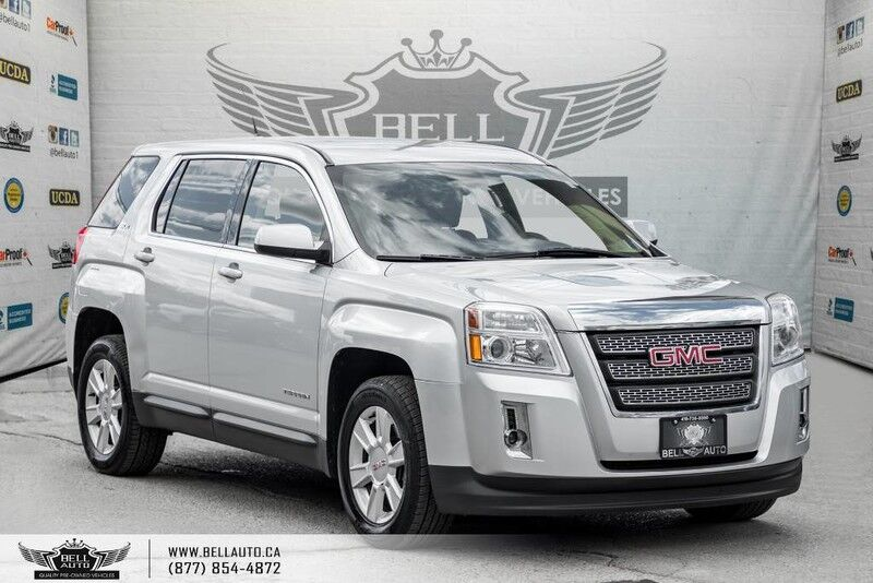 2012 GMC Terrain SLE-1, NO ACCIDENT, BACK-UP CAM, PWR SEAT, BLUETOOTH