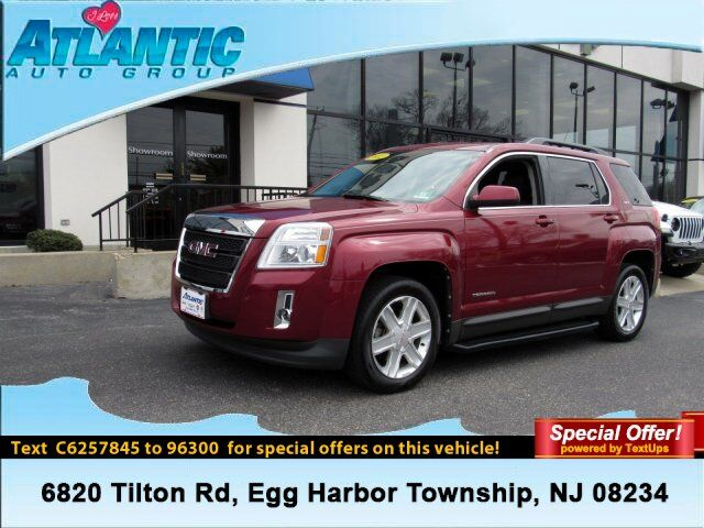 2012 GMC Terrain SLT-1 Egg Harbor Township NJ