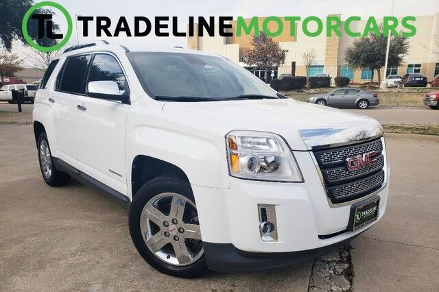 2012 GMC Terrain SLT-2 HEATED SEATS, REAR VIEW CAMERA, BLUETOOTH, AND MUCH MORE!! CARROLLTON TX
