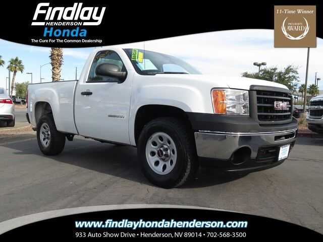 2012 Gmc Sierra 1500 WT PREFERRED Henderson NV