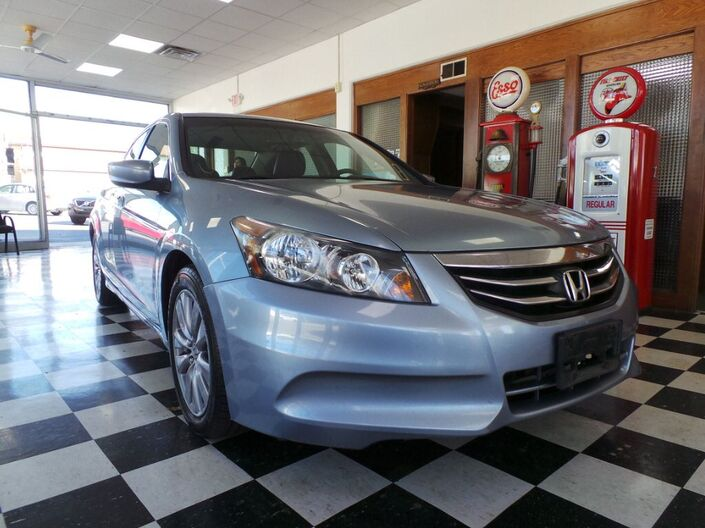2012 HONDA ACCORD EXL W Conshohocken PA