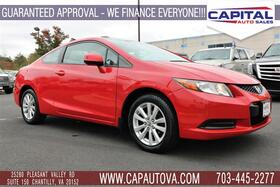 2012_HONDA_CIVIC CPE_EX-L_ Chantilly VA