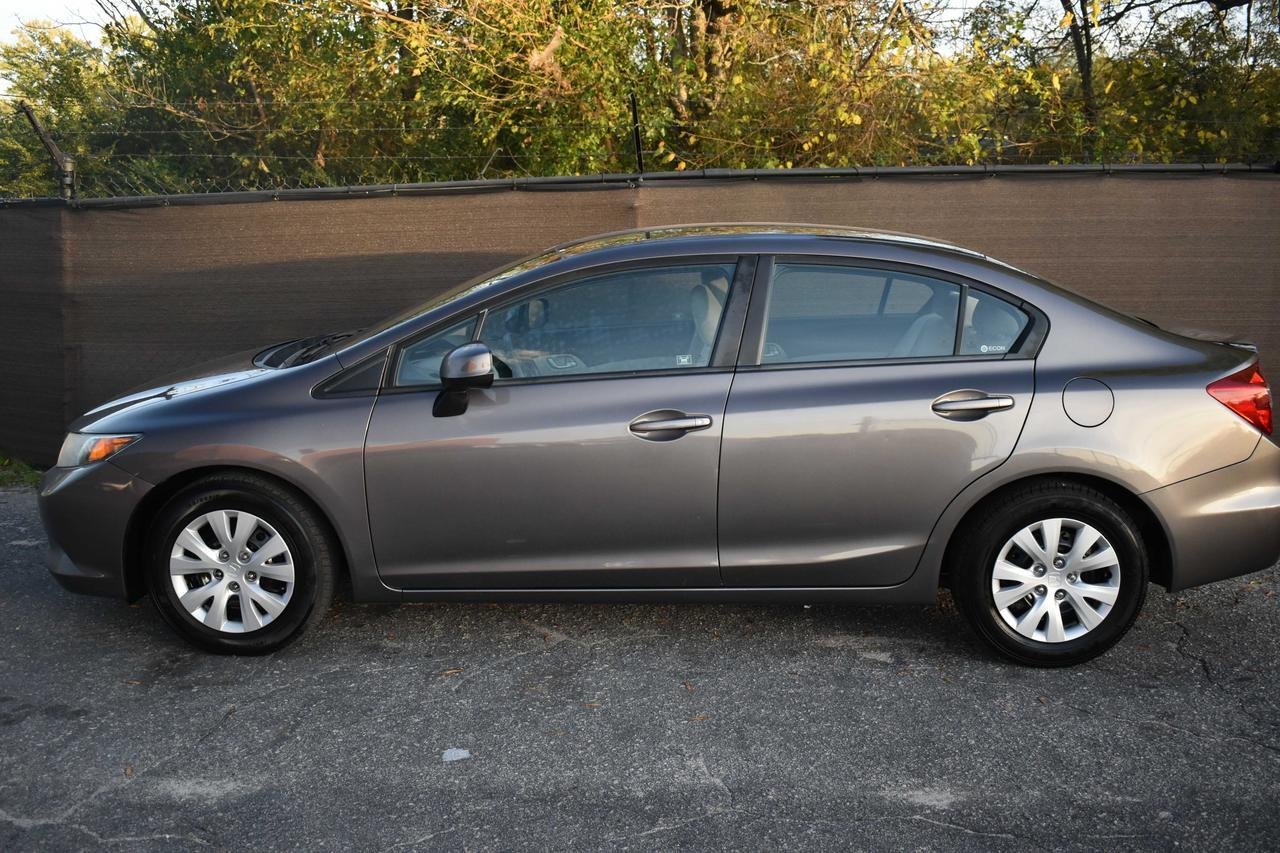 2012 HONDA CIVIC LX Youngsville NC