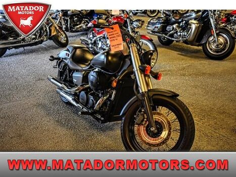 2012_HONDA_SHADOW PHANTO,M__ Lubbock & Wolfforth TX
