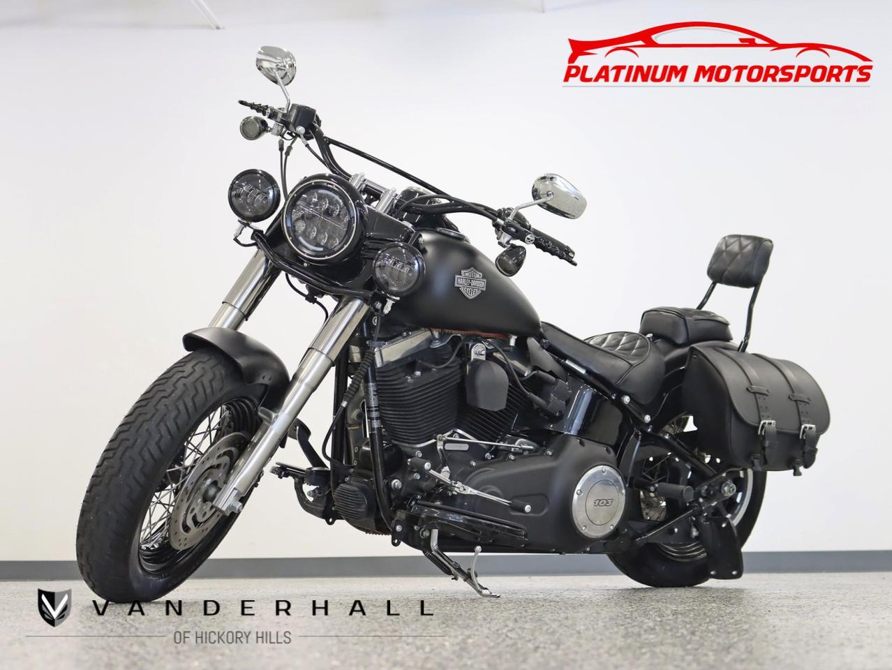 2012 Harley Davidson SOFTAIL SLIM (FLS 103) Hickory Hills IL