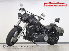 Harley Davidson SOFTAIL SLIM (FLS 103) 2012